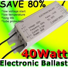 40Watts 220V AC CHOKE DIY electronic Fluorescent Light Ballast Energy Saving DIY