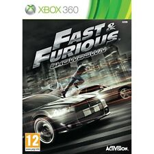 Fast and Furious Showdown Game XBOX 360 Brand New