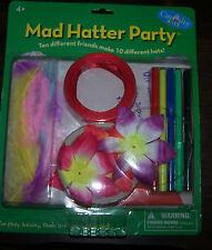 MAD HATTER PARTY - Curiosity Kit for 10 Children - NEW!