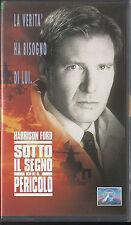 Sotto il segno del pericolo (1994) VHS