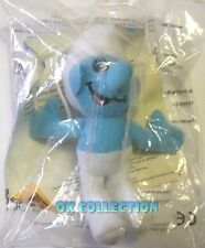 HAPPY MEAL MC DONALD'S Puffi peluches Smurfs 2011 _ personaggio 02 (sigillato)