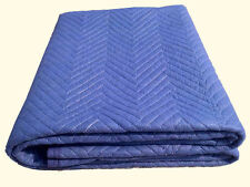 """40""""x72"""" Mover's Blanket Furniture Moving Supplies Cover Double Stiched Fabric"""