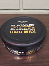 ELEGANCE Transparent Pomade Hair Styling Wax 5oz - FAST FREE SHIPPING!