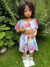3 tlg. Sommer Outfit für Himstedt Puppen