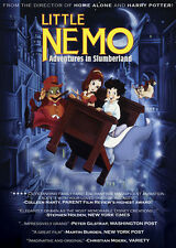 Little Nemo: Adventures in Slumberland (DVD Used Very Good)