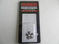 Ruger Moon Clips;  Made for LCR 9mm Revolver;  Pack of 3 Clips;  90460