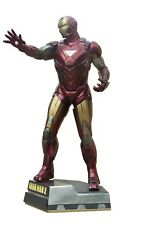 IRONMAN 2 BATTLEFIELD VERSION LIFE SIZE MUCKLE OXMOX INCL. LED KIT NEU OVP