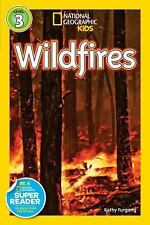 National Geographic Readers Level 3: Wildfires by Kathy Furgang c2015 NEW PB