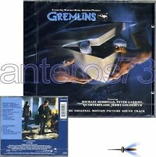 GREMLINS RARE CD OST - PETER GABRIEL MICHAEL SEMBELLO