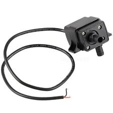 DC 12V 3M 240L/H Brushless Motor Submersible Aquarium Fish Tank Water Pump HYDG