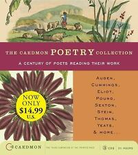 Caedmon Poetry Collection : A Century of Poets Reading Their Work by Various...