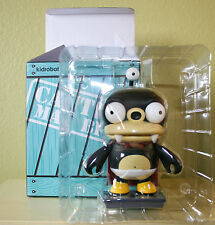 NEW Futurama NIBBLER 6 Inch Vinyl Figure by KidRobot Mint in Box SOLD OUT RARE