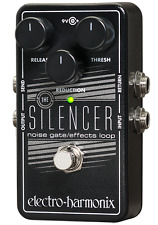 EHX Electro Harmonix The Silencer, Noise Gate / Effects Loop, NEW, Free Shipping