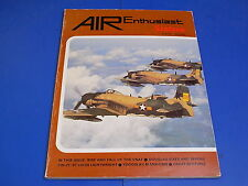 """Air Enthusiast"" Magazine 1981 No 16 -VNAF, Yugoslav Belnheims, USAAF Spitfires"