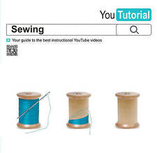 YouTutorial Sewing by Tessa Evelegh (Paperback), Non Fiction Books, Brand New