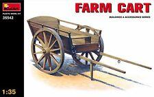 FARM CART FOR DIORAMA 1/35 MINIART 35542