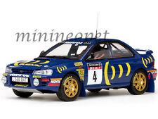 SUN STAR 5506 SUBARU IMPREZA 555 #4 WINNER RAC RALLY 1994 1/18 COLIN MCRAE RINGR