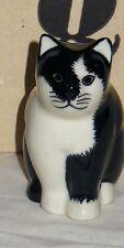 QUAIL POTTERY - 3 INCH CAT - Smudge