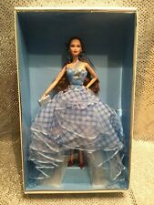 WIZARD OF OZ GLAMOUR DOROTHY BARBIE DOLL 2013 GOLD LABEL MINT Y3355 WITH SHIPPER