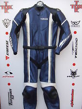Dainese Yamaha Speedblock R1M 2 piece race suit without hump uk 42 euro 52