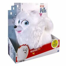 The Secret Life Of Pets 12 Inch Gidget Talking Plush Buddy  *BRAND NEW*