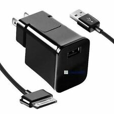 "USA Travel Wall Charger Cable For 7/8.9 /10.1"" Samsung Galaxy Tab 2 Tablet KJ"