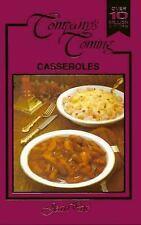 Casseroles by Jean Pare (1996, Spiral)
