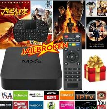 UNLOCKED! USA SELLER! TOP QUALITY! Google MXQ Android  KODI TV Box