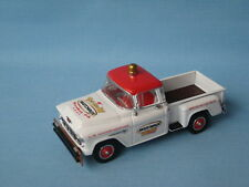 Matchbox Yesteryear 1955 Chevy Pick-Up Truck Hershey Toy Show 2001 White Code 2