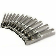 12 Piece Hollow Punch Set Make Clean Holes Gaskets