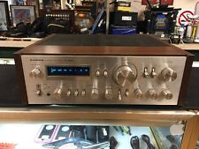 Pioneer SA-9800 Vintage Integrated Stereo Amplifier, Made in Japan NO RESERVE