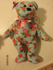 TY Beanie Baby: Motherly Play on Line Bear 47096 W/CODE Buy Any five = ship free