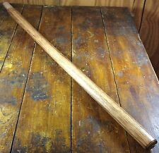 """36"""" LONG SLEDGE HAMMER USA MADE LACQUERED HICKORY HARDWOOD REPLACEMENT HANDLE"""
