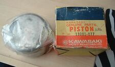 SUPER RARE GENUINE KAWASAKI NOS STD PISTON Z750 B G M K MODEL 13001 077 1086 NLA