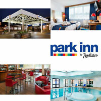 Discount Hotel & Spa Break GR. LONDON Park Inn Radisson Harlow £40 for 2ppl B&B!