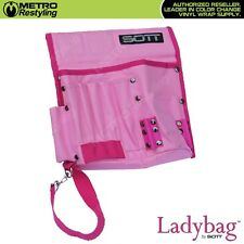 Sott Pink Professional Wrap Tool Bag Pouch for Vinyl Wrapping Car Vehicle Wrap