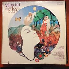 "Henry Mancini-Plays Theme From ""Love Story""-LP-RCA-VG+"