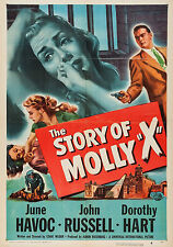 The Story of Molly X (Crime '49) June Havoc, Dorothy Hart, William McGraw.