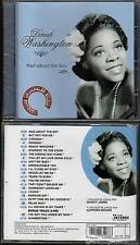 "DINAH WASHINGTON ""Mad About The Boy"" (CD) 2007 NEUF"