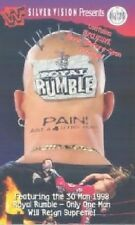 WWF Royal Rumble 1998 original WWE Wrestling VHS Shawn Michaels vs Undertaker