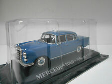 MERCEDES 200 D ATHENS 1965 TAXI COLLECTION ALTAYA  1/43