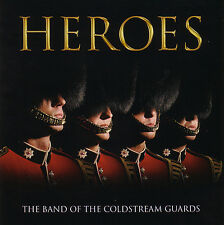 HEROES ( NEW SEALED CD ) THE BAND OF THE COLDSTREAM GUARDS