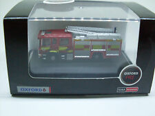 Scania Pump Ladder Essex County F&R, Spur N, Oxford Auto Fahrzeug Modell 1:148