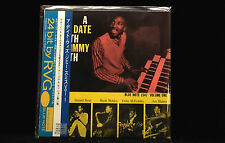 Jimmy Smith-A Date With-Blue Note 9511-JAPAN CD MINI LP SLEEVE RARE