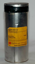 "Long roll of Kodak RAR film 2498 (ESTAR-AH base) 9 1/2"" wide 75' long"