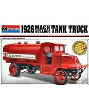 discontinued Monogram 1/24 26 Mack Bulldog Tanker Plastic Model Kit new in box