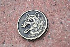 Legacy Ninja Weathered Ranger WOLF Power Coin, Fits 2013 Morphers Only Prop