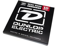 Dunlop Nickel Wound Electric Guitar Strings, 10-46, 1 Set DEN1046