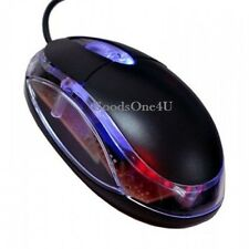 OPTICAL 3D WIRED USB MINI MOUSE For PC Desktop Laptop Notebook Computer Warranty