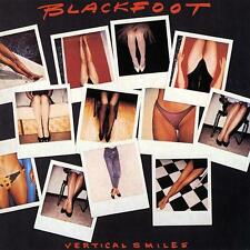 *NEW* CD Album Blackfoot - Vertical Smiles (Mini LP Style Card Case)